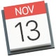 November 13 Today in Apple history