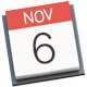 November 6 Today in Apple history