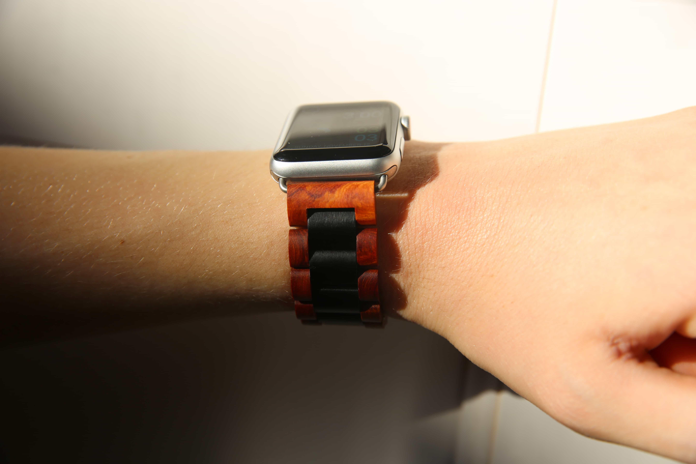 Ottm Apple Watch Wood Band