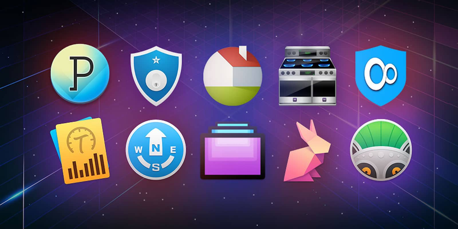 PWYW Cyber Monday Mac Bundle Wide