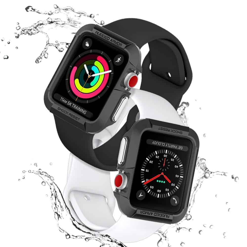Spigen Rugged Armor Apple Watch