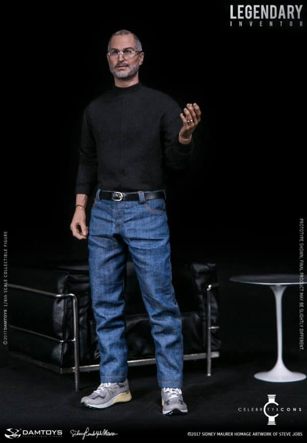 Crazy Realistic Steve Jobs Action Figure Lets You Stage