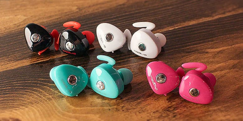 These futuristic Bluetooth earbuds feature great audio, battery life, and comfort.