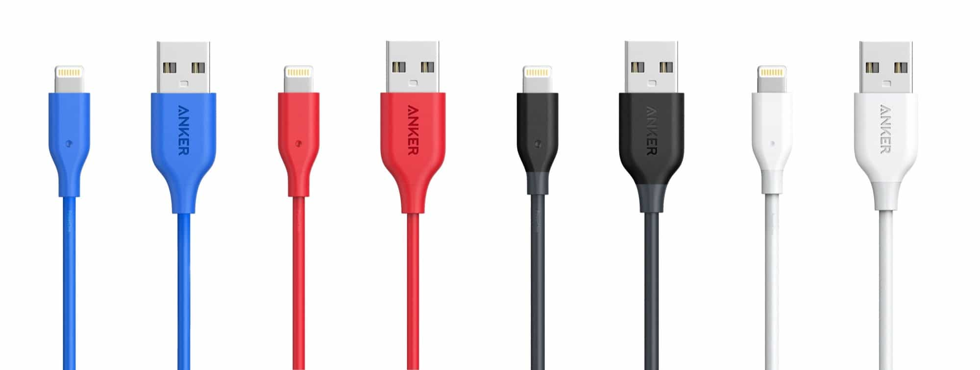 This MFi-certified Lightning cable is way better than the one that comes in the iPhone box.