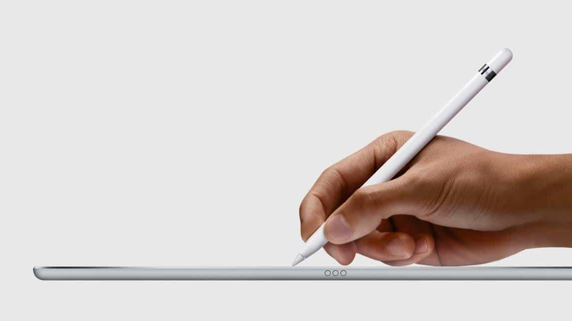 Apple Pencil is the ultimate iPad accessory.