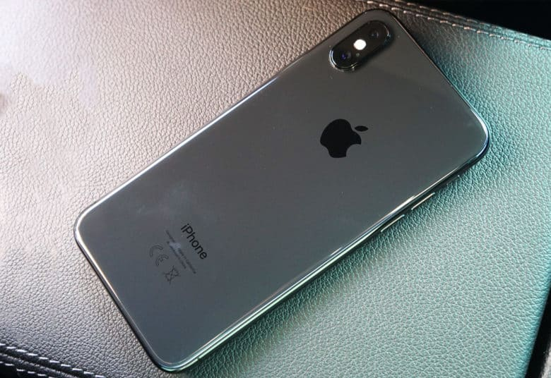 iPhone X Rear