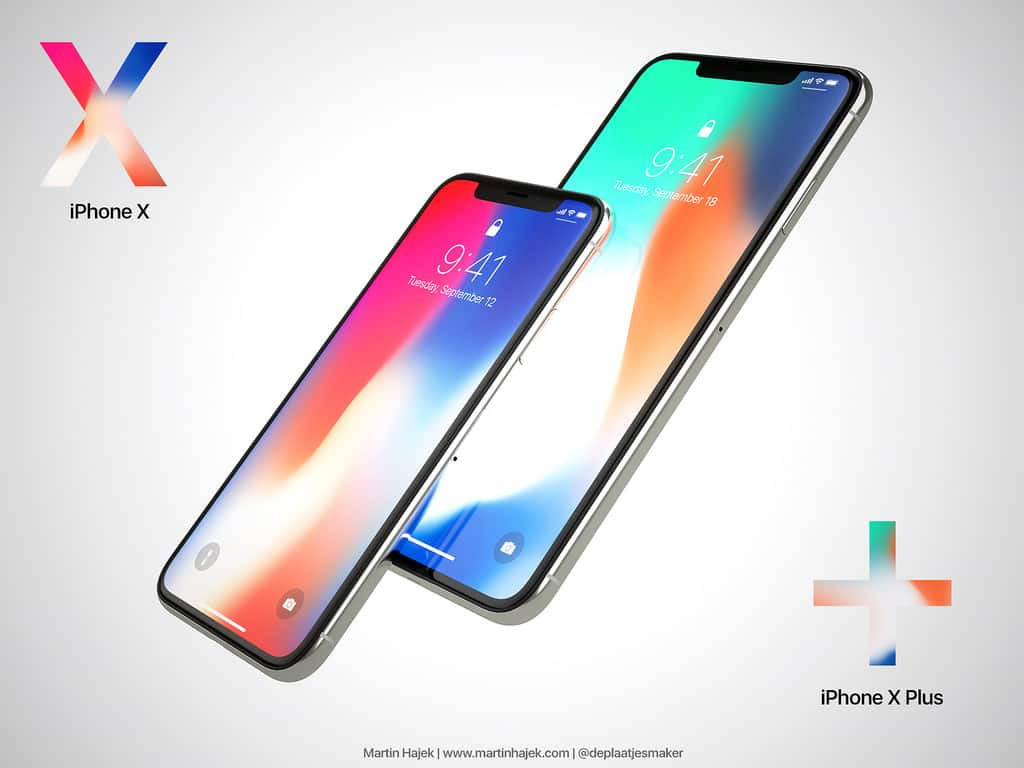 apple may launch 6 5 inch iphone x plus in 2018 cult of mac. Black Bedroom Furniture Sets. Home Design Ideas