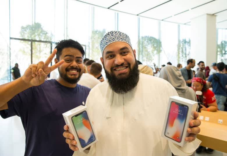Customers in the UAE pay more for iPhones according to the iPhone Price Index