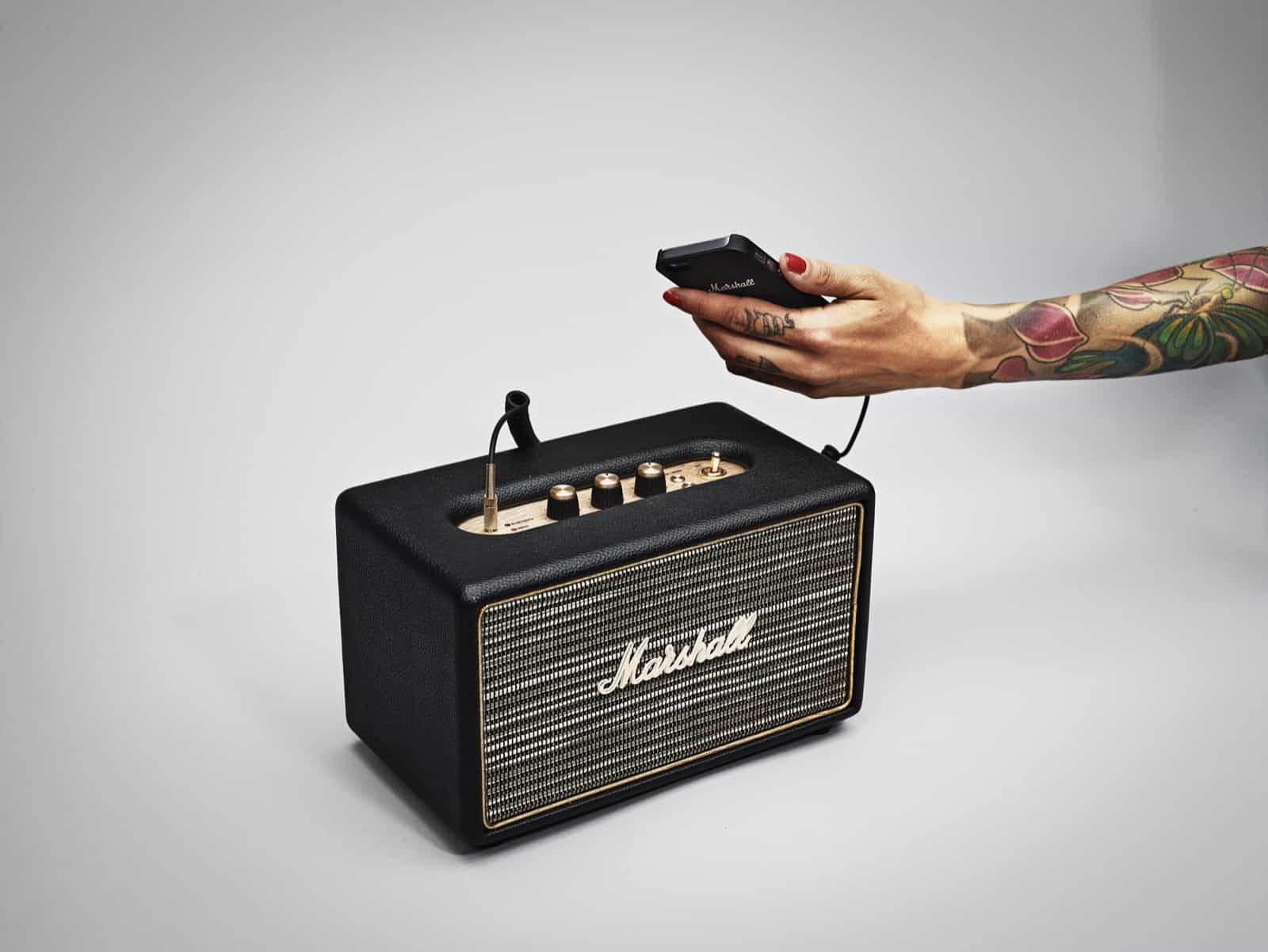 marshall bluetooth speakers