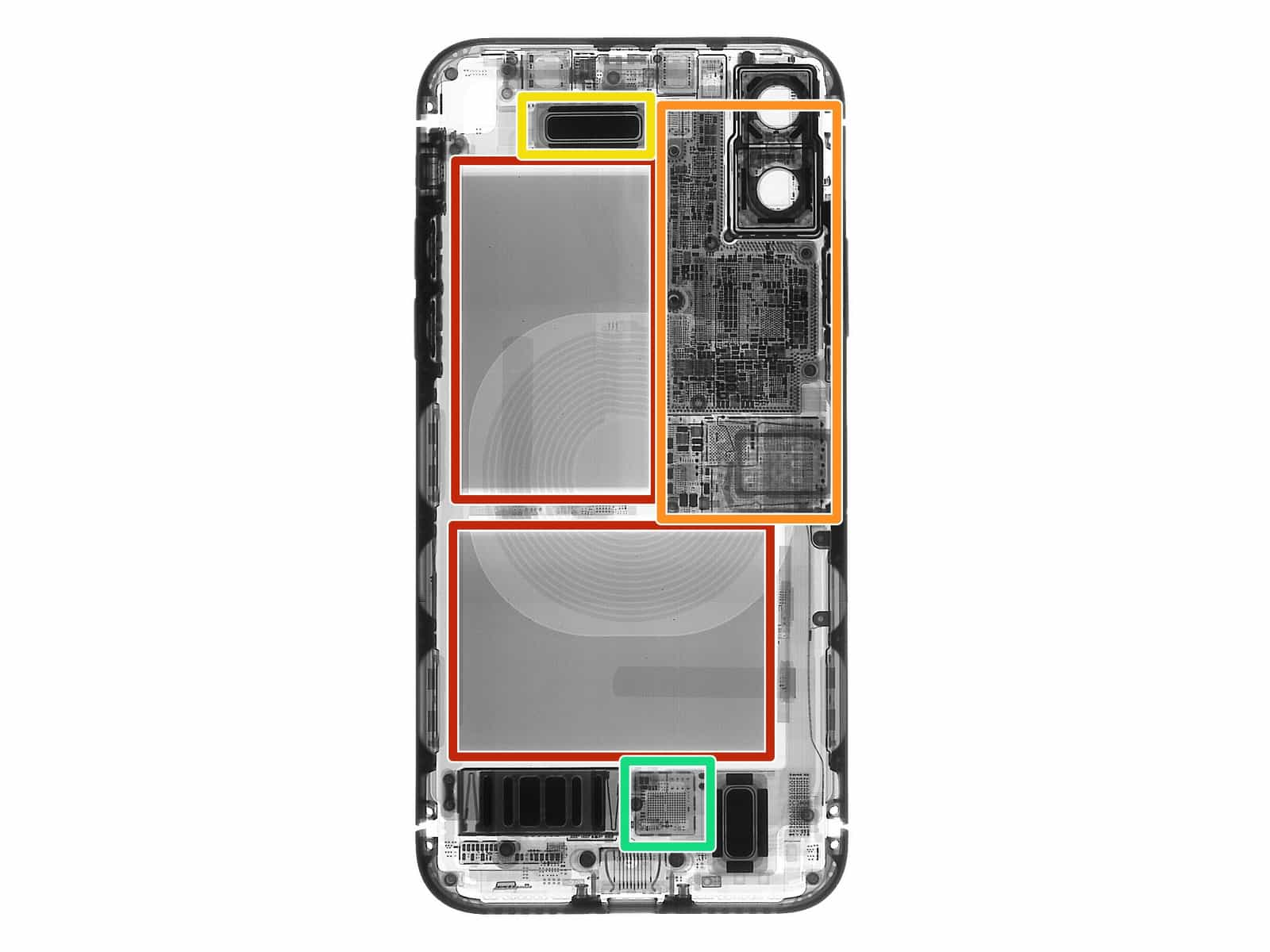 Whats Inside The Iphone X