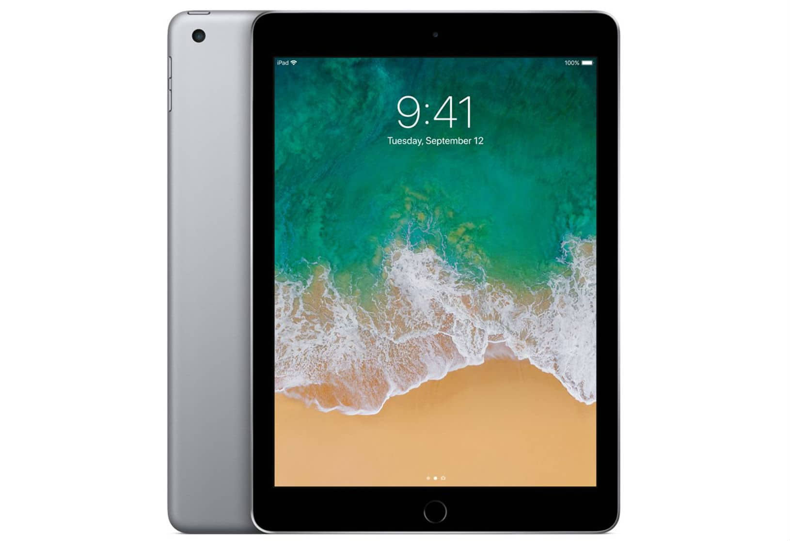 Get a hot deal on the fifth-generation iPad.