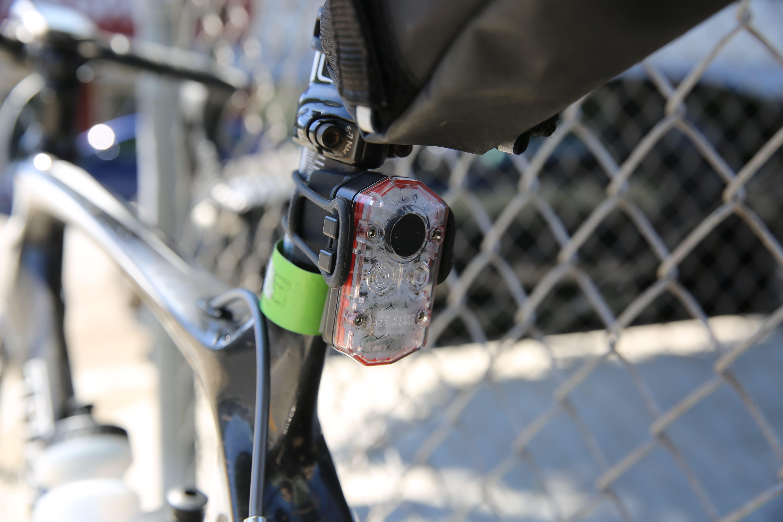 See.sense's Icon+ bike light