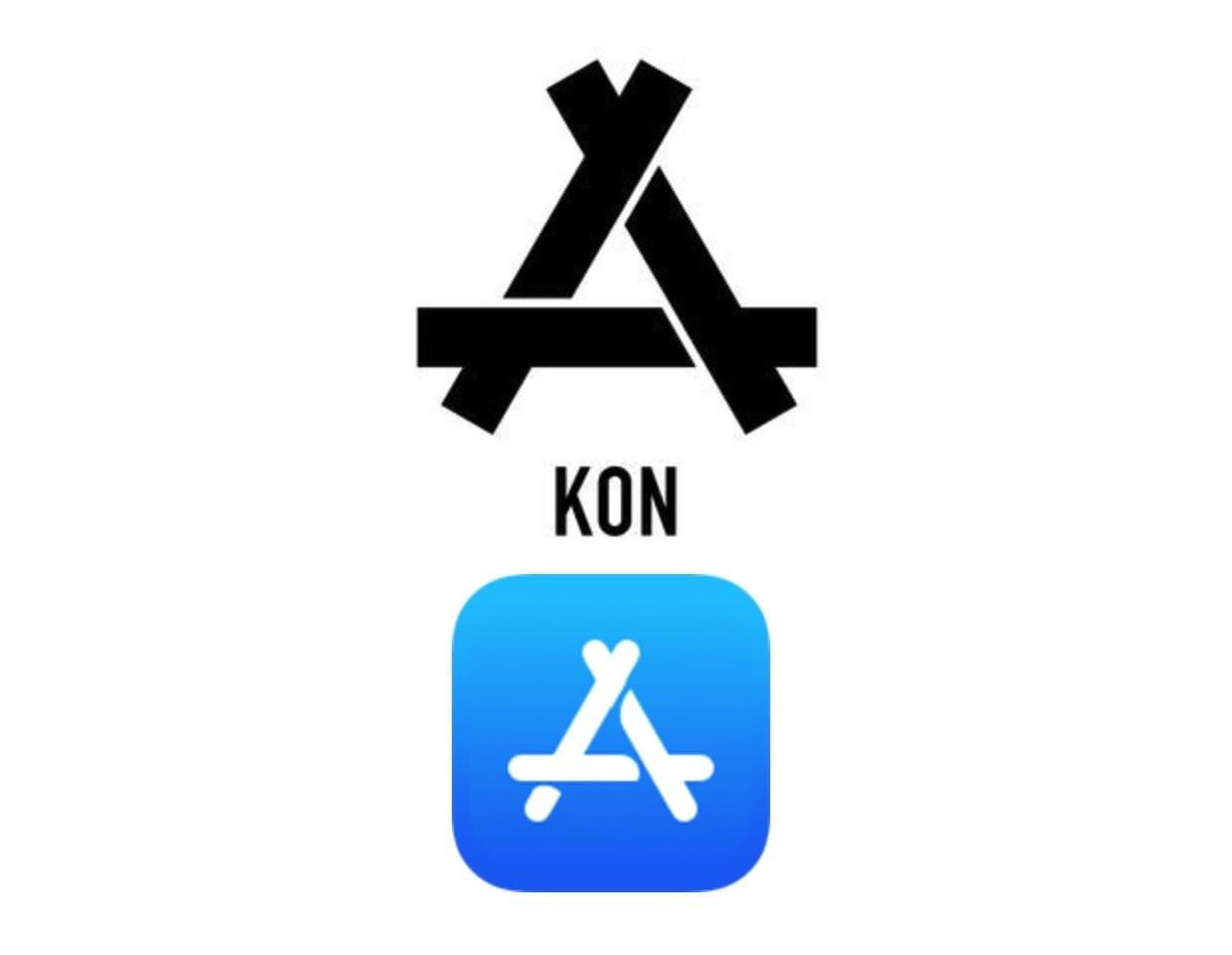 Kon vs. Apple