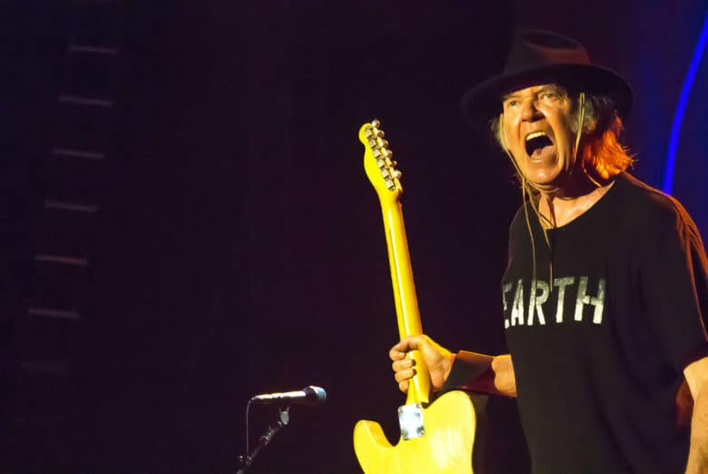 Neil Young takes Apple Music to task for