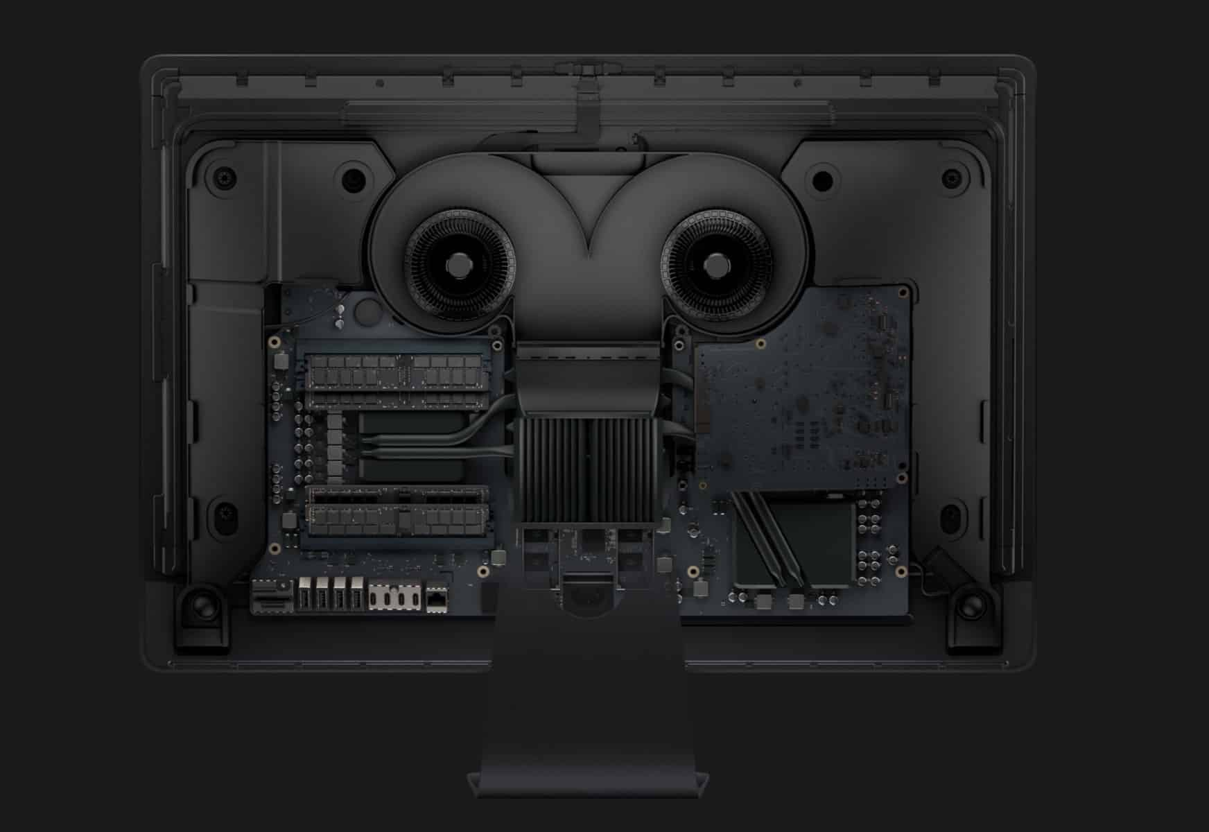 Apple's iMac Pro launches Thursday, starts at $4999