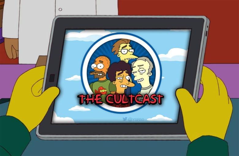CultCast iPad