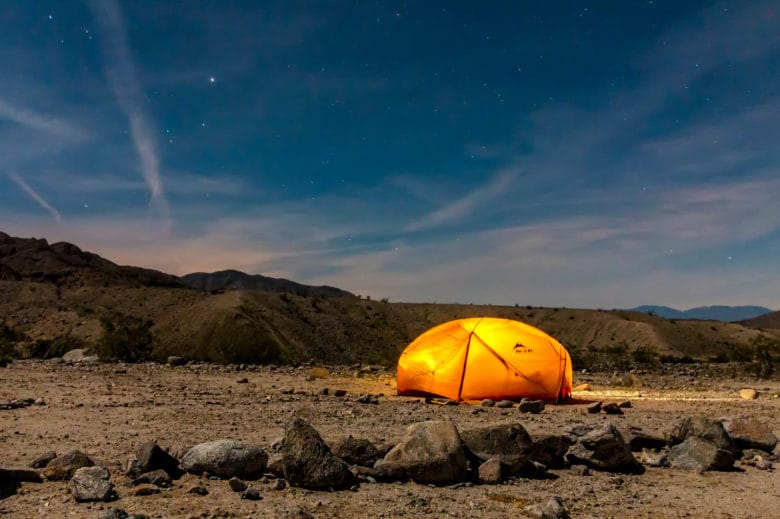 A tent is in our Gift Guide 2017 roundup of best outdoor gear.