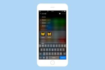 Spotlight app launcher