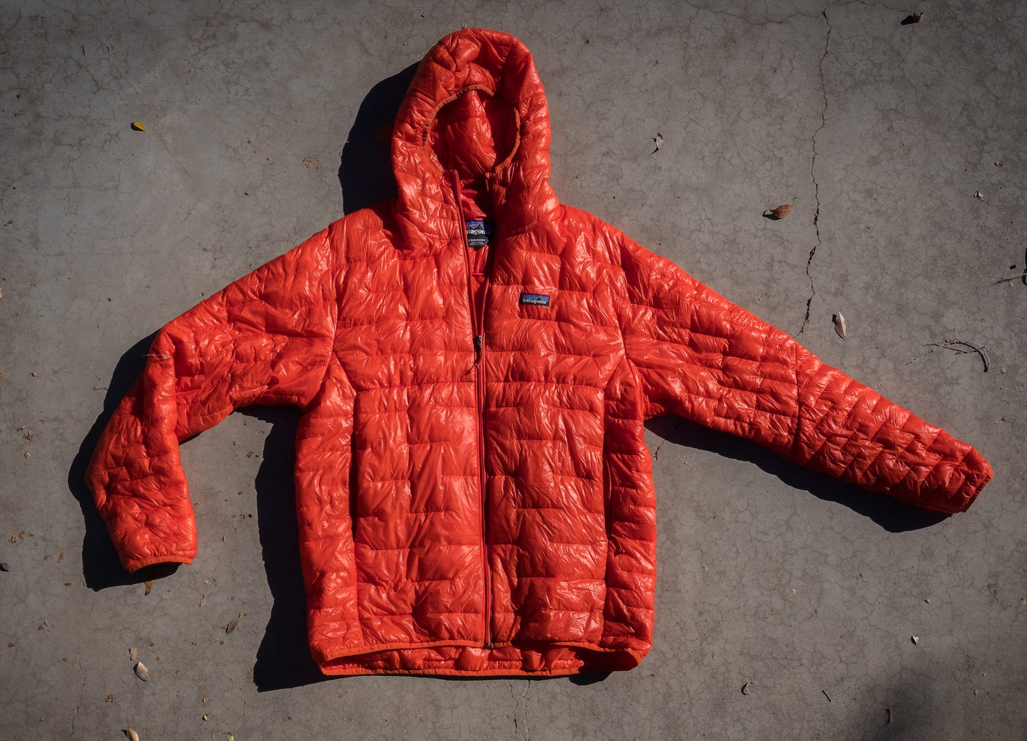 Best outdoor gear 2017: Patagonia MicroPuff hoody
