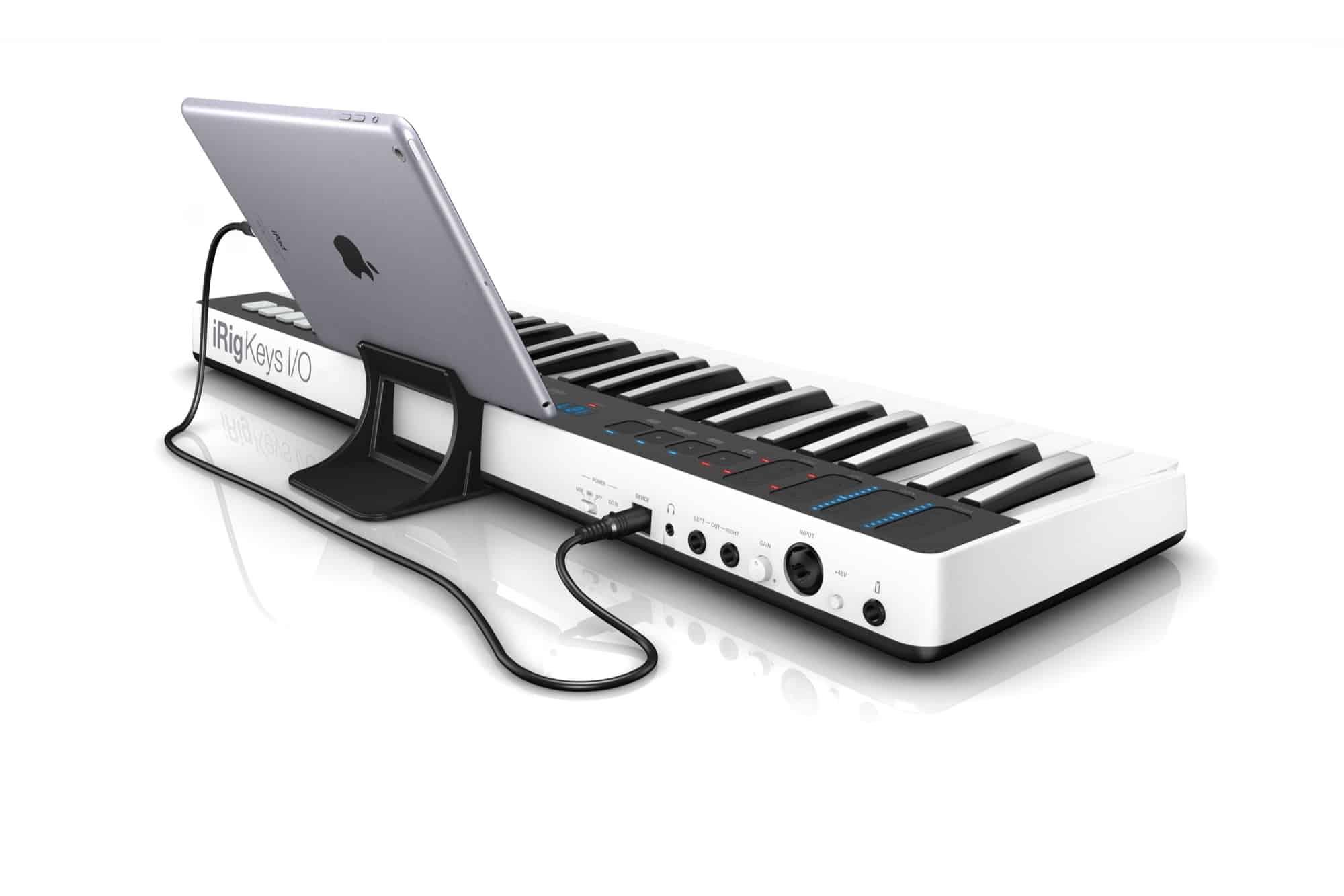 iRig Keys IO is all you need to make music on iOS and Mac