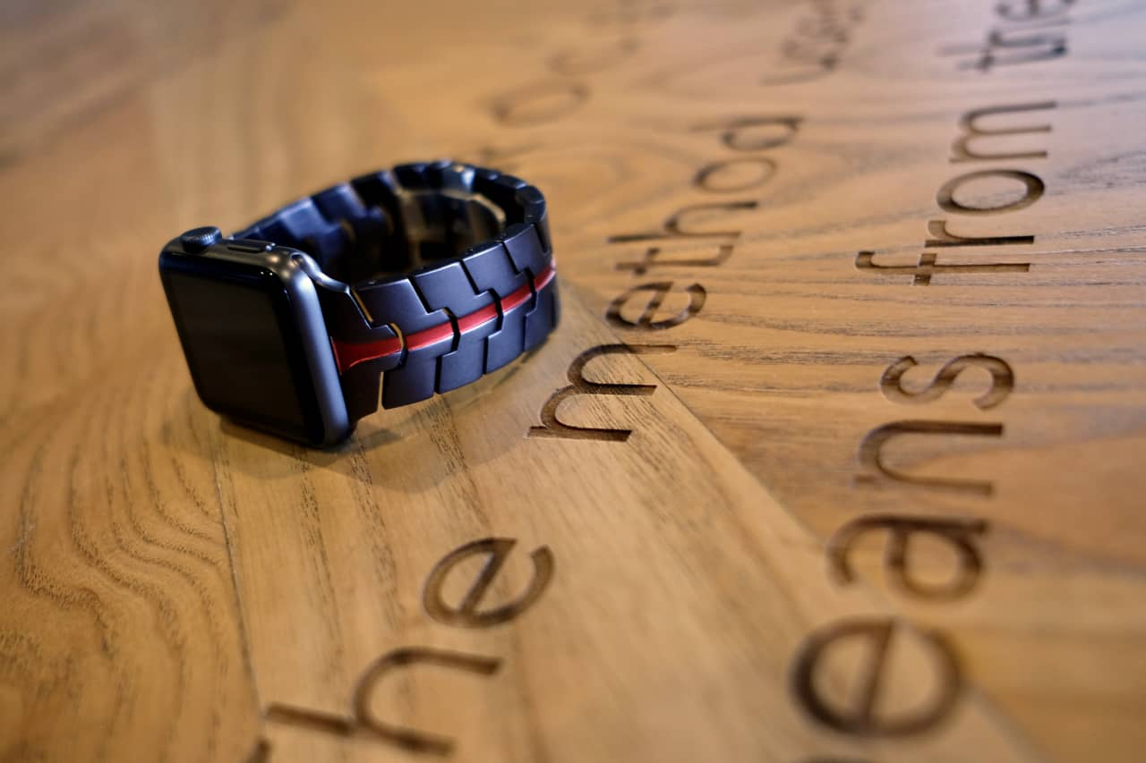 Juuk releases 5 new Vitero Apple Watch bands for preorder
