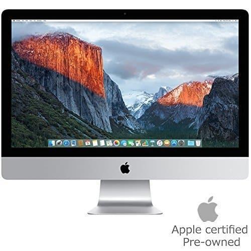 Get a Refurbished Apple iMac 21.5″ AIO Desktop for $400 off