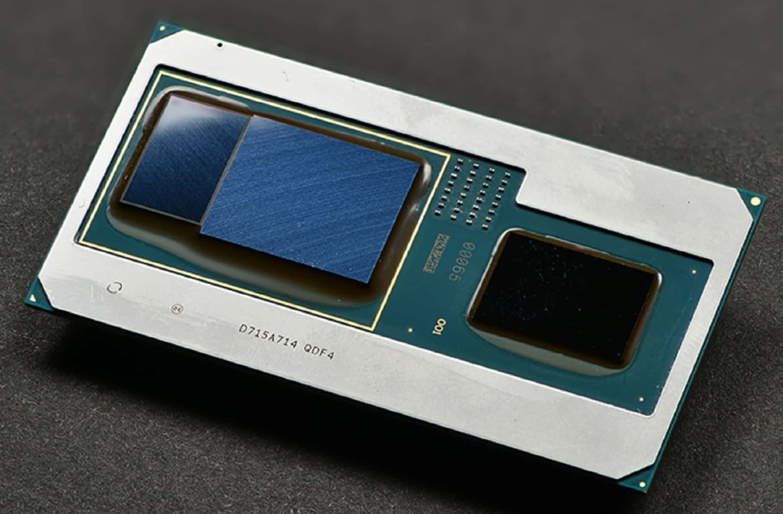 Intel AMD chip