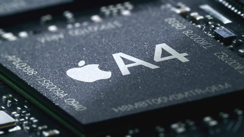 Apple puts modem engineering unit into chip design group