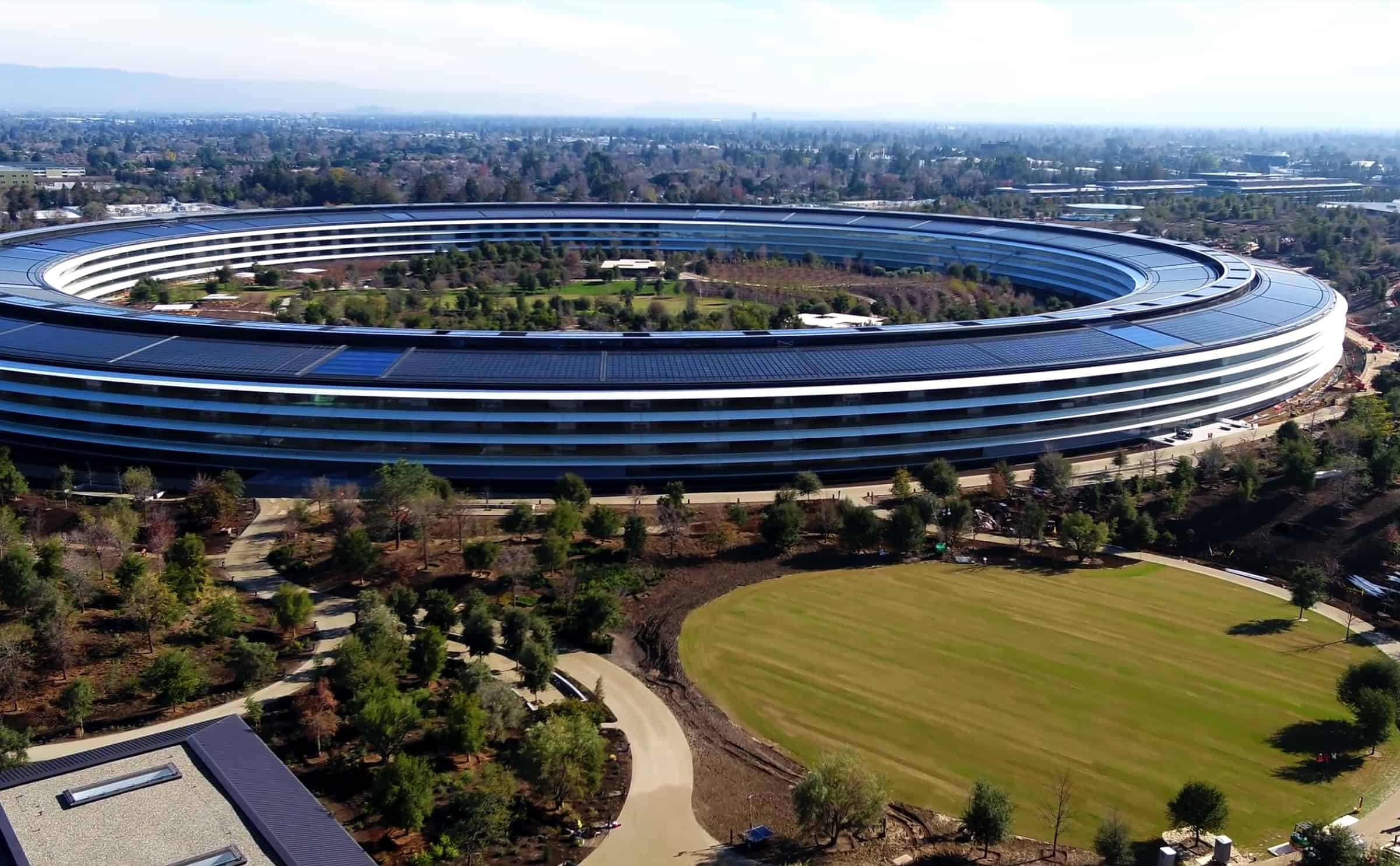 Apple leases new offices near to Apple Park