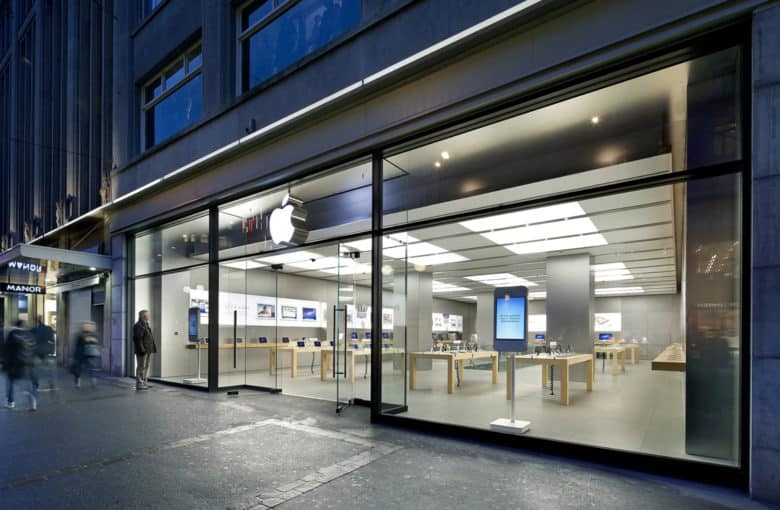 Zurich Apple Store