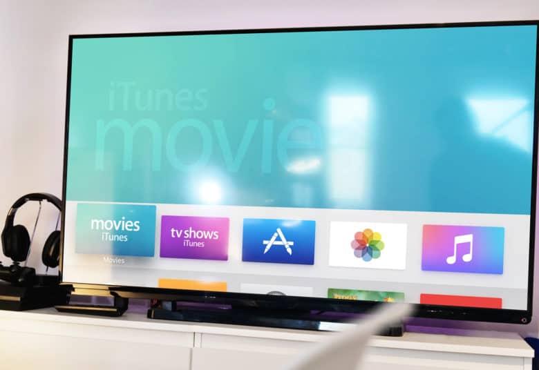 Apple TV Closer