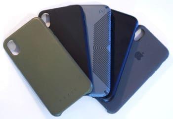 iPhone X case roundup