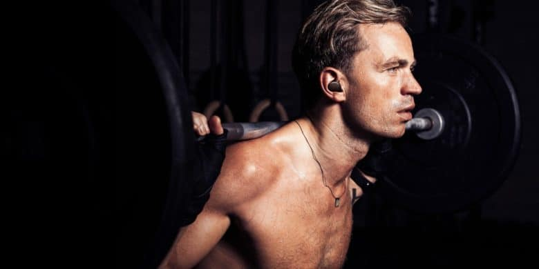 These future ready earbuds offer a long-lasting soundtrack to your 2018 resolution to get in shape.