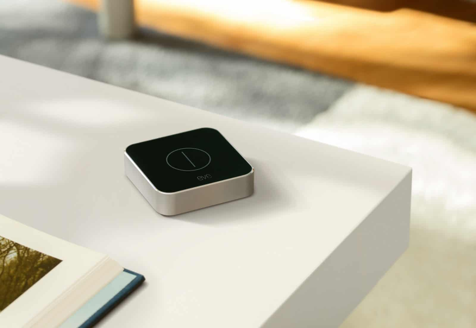 The Elgato Eve Button puts control of your HomeKit devices at your fingertips.