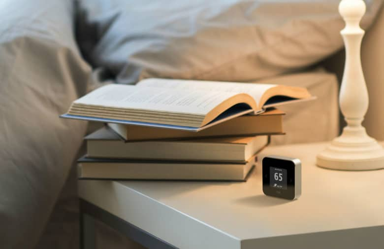 The Elgato Eve Room lets you get a handle on your home's temperature, humidity and air quality.