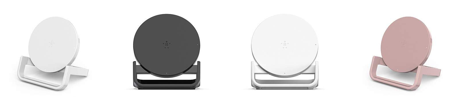 Finally, a wireless charger for your desk.