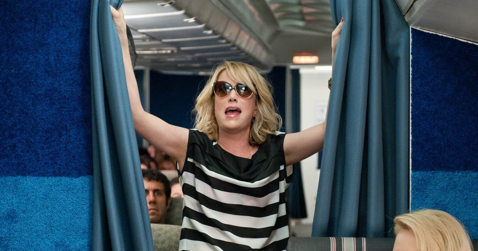 Kristen Wiig slayed us in Bridesmaids.