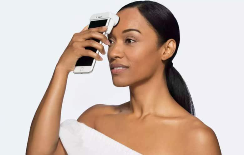 Neutrogena SkinScanner iPhone
