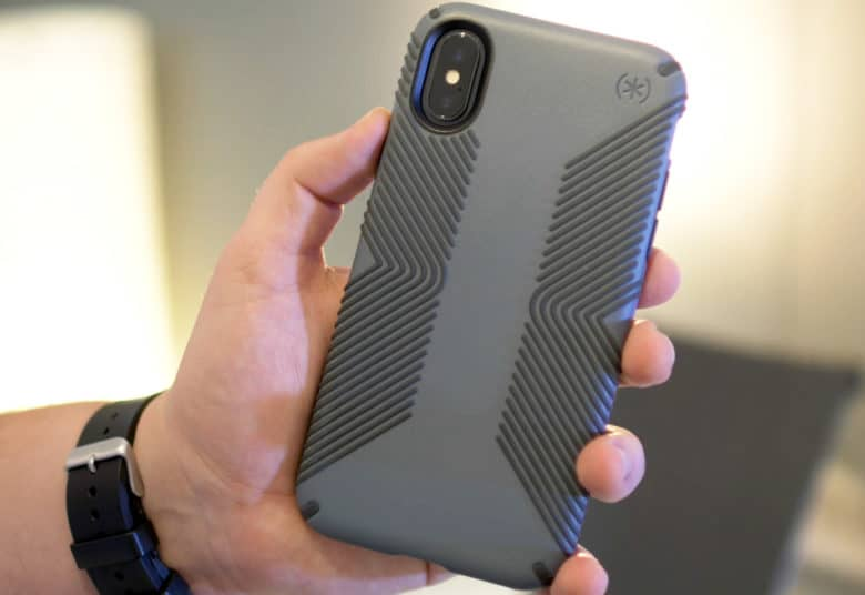 Speck Presidio Grip iPhone X Case