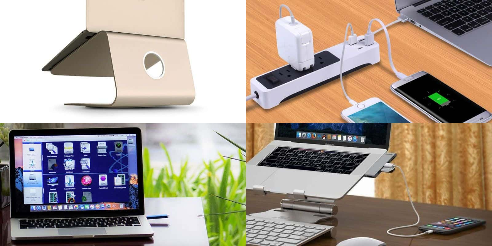 We've rounded up the best deals on essential accessories for your Macbook.