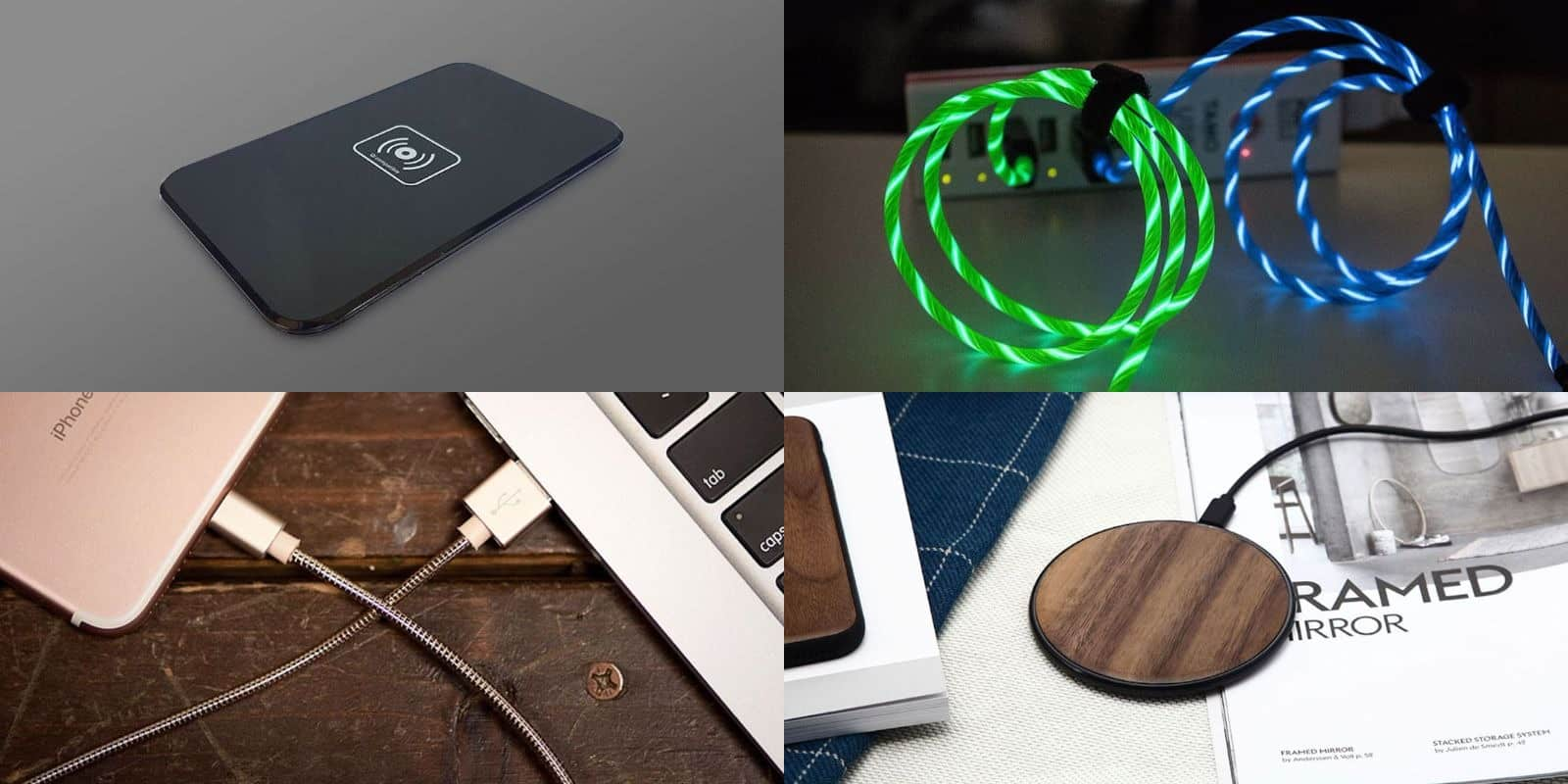 Take your iOS charging to the next level with these awesome accessories.