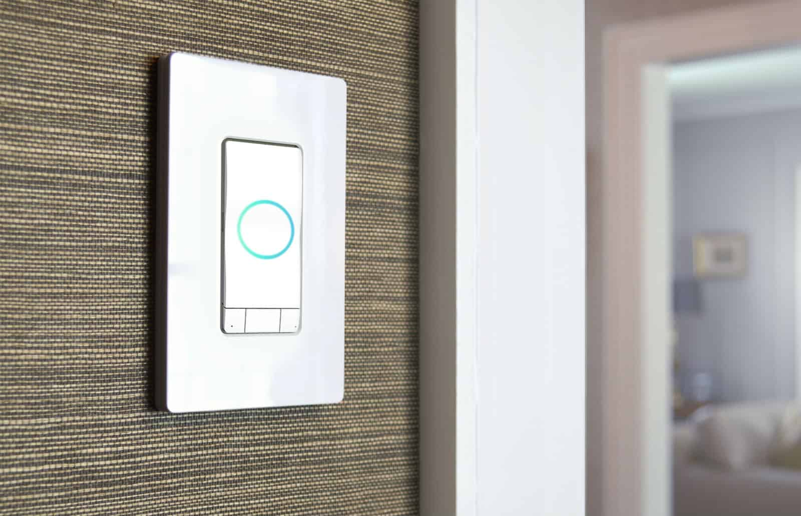 The Instinct smart light switch packs a smart speaker and also works with HomeKit.