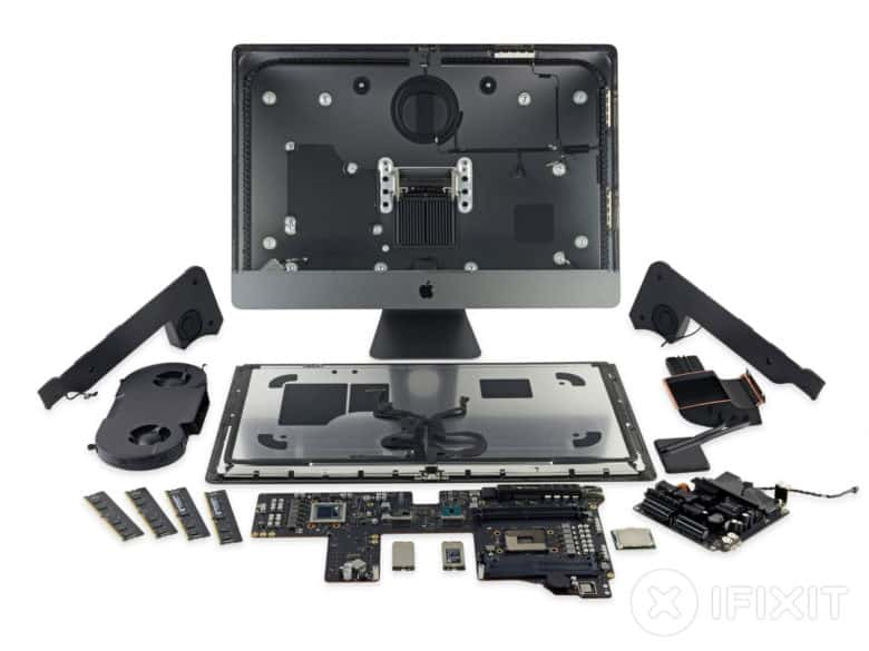 upgrades to imac pro major disassembly required cult of mac rh cultofmac com mac disassembly guide