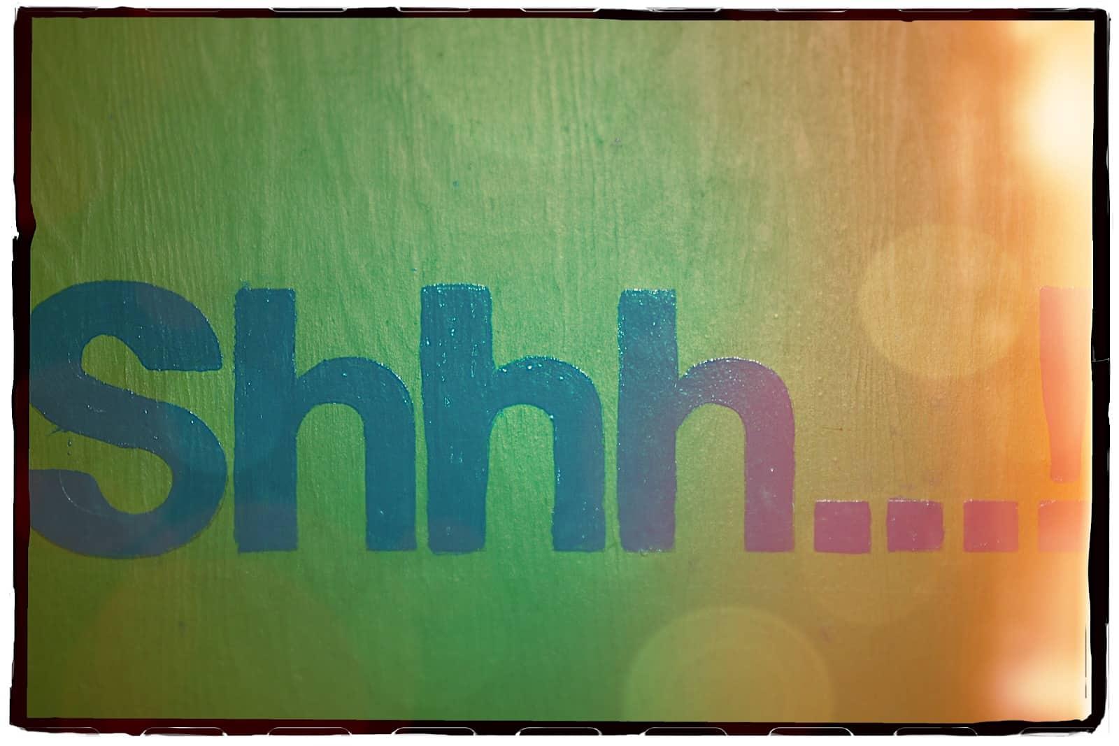 shhh mute iMessage