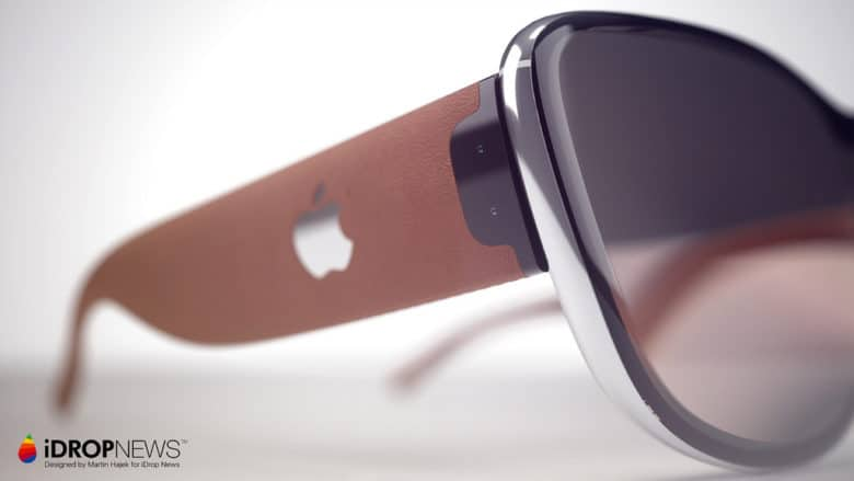 Apple takes a step towards its own version of Google Glass