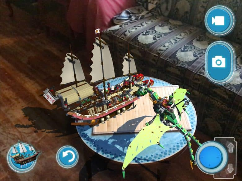 Developer demos 'portable hole' augmented reality effect