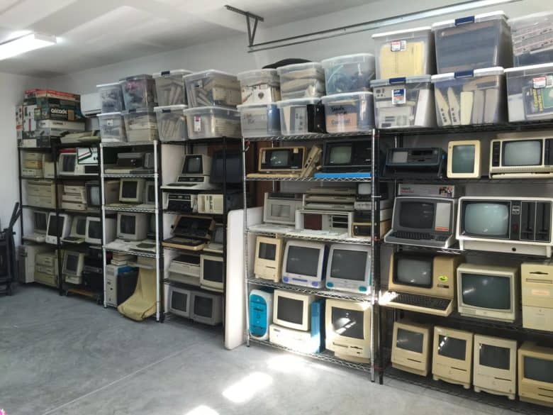 Benj Edwards Computer Collection