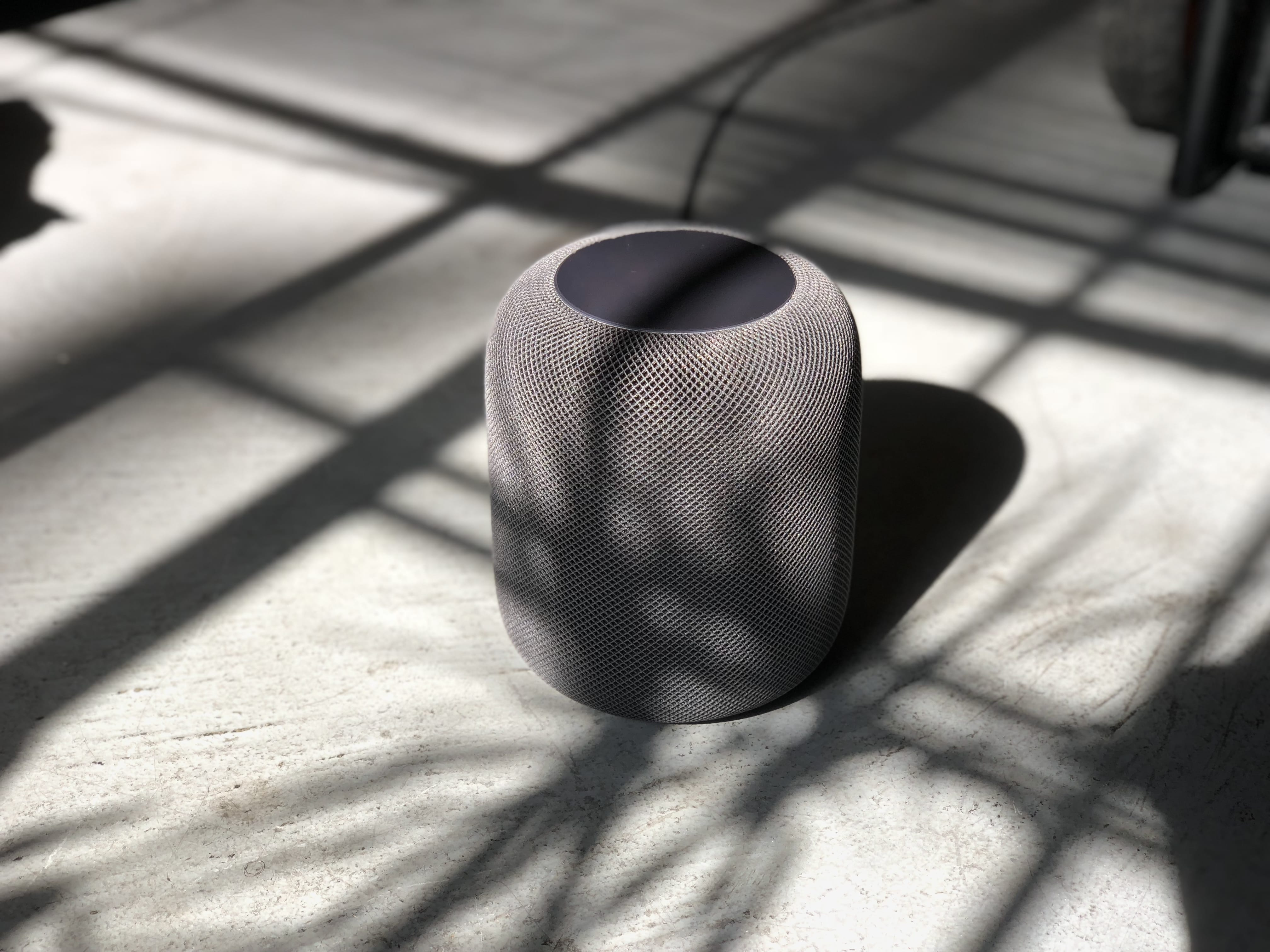 HomePod audio quality is great out of the box, and Siri turns out to be a pleasant surprise.