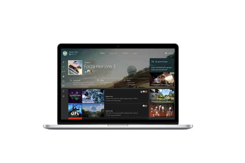 OneCast Xbox One for Mac