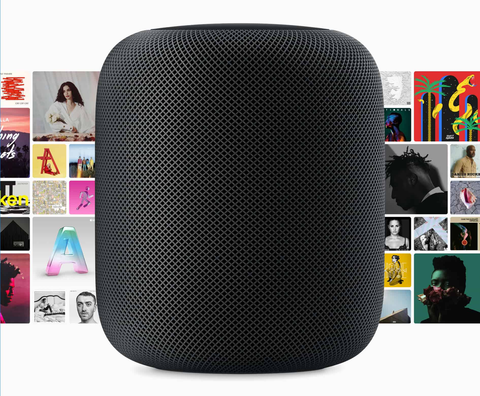 Apple Music HomePod